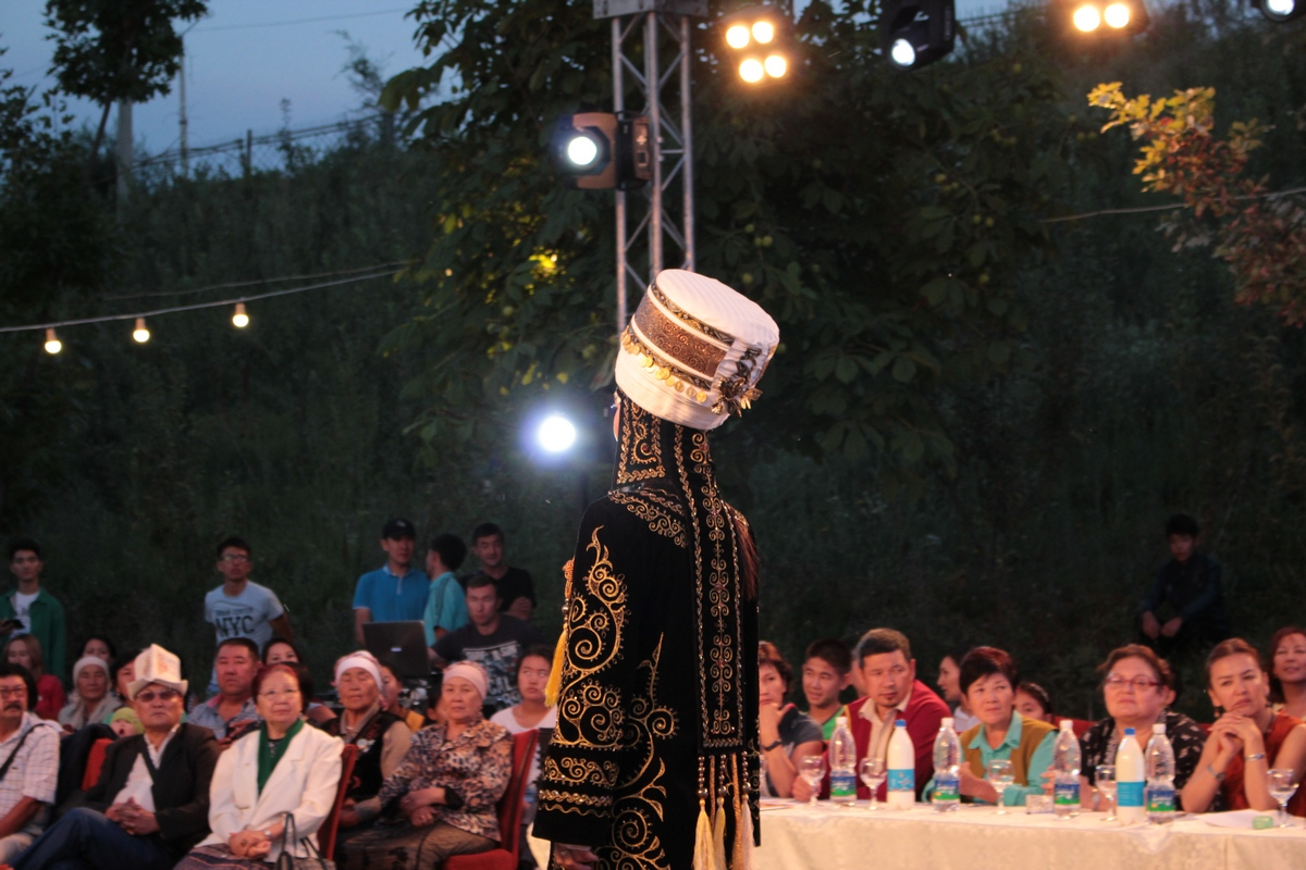 Ethnic music and fashion contest