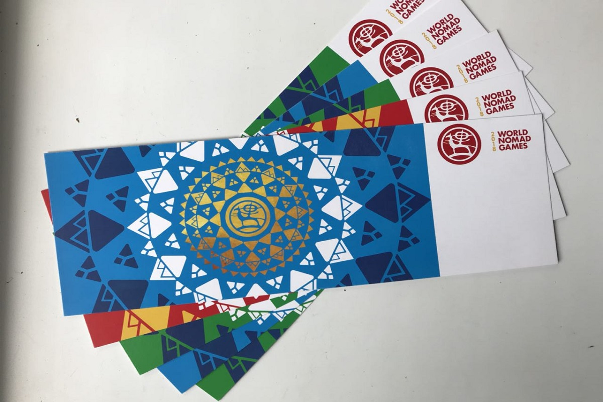 Tickets for the III World Nomad Games are on sale