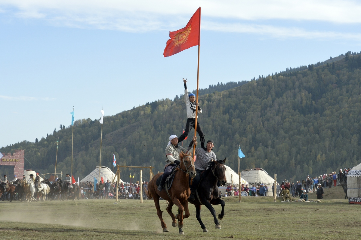 Malaysian Media Will Cover World Nomad Games