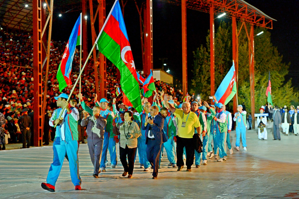 Azerbaijan Confirms Participation in the World Nomad Games 2016