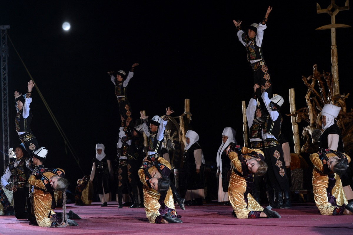 Cultural and Sporting Programs Approved for World Nomad Games