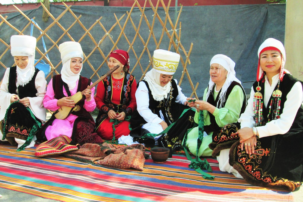 "A cultural event ""Kyrgyz Village"" will be held in Bishkek in preparation to the WNG"