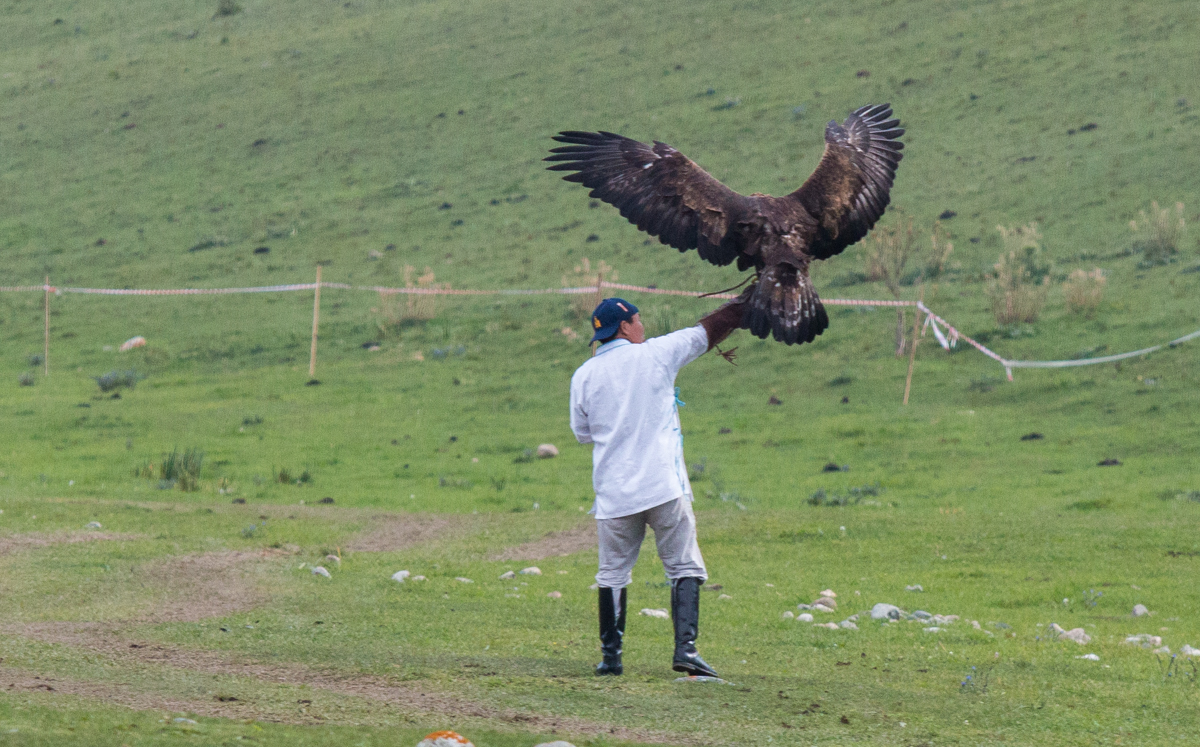 Competitions in National Hunting Salbuurun have Finished