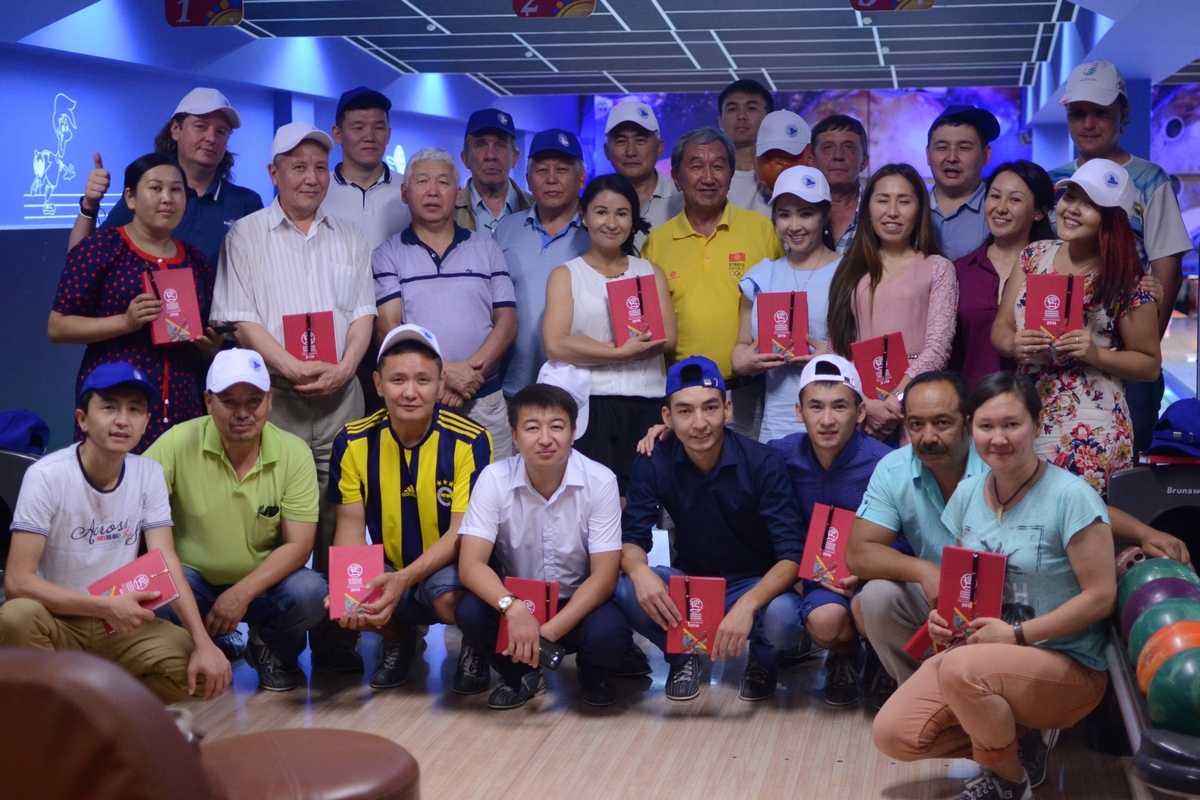 Kyrgyz Sports Journalists Celebrated their Holiday