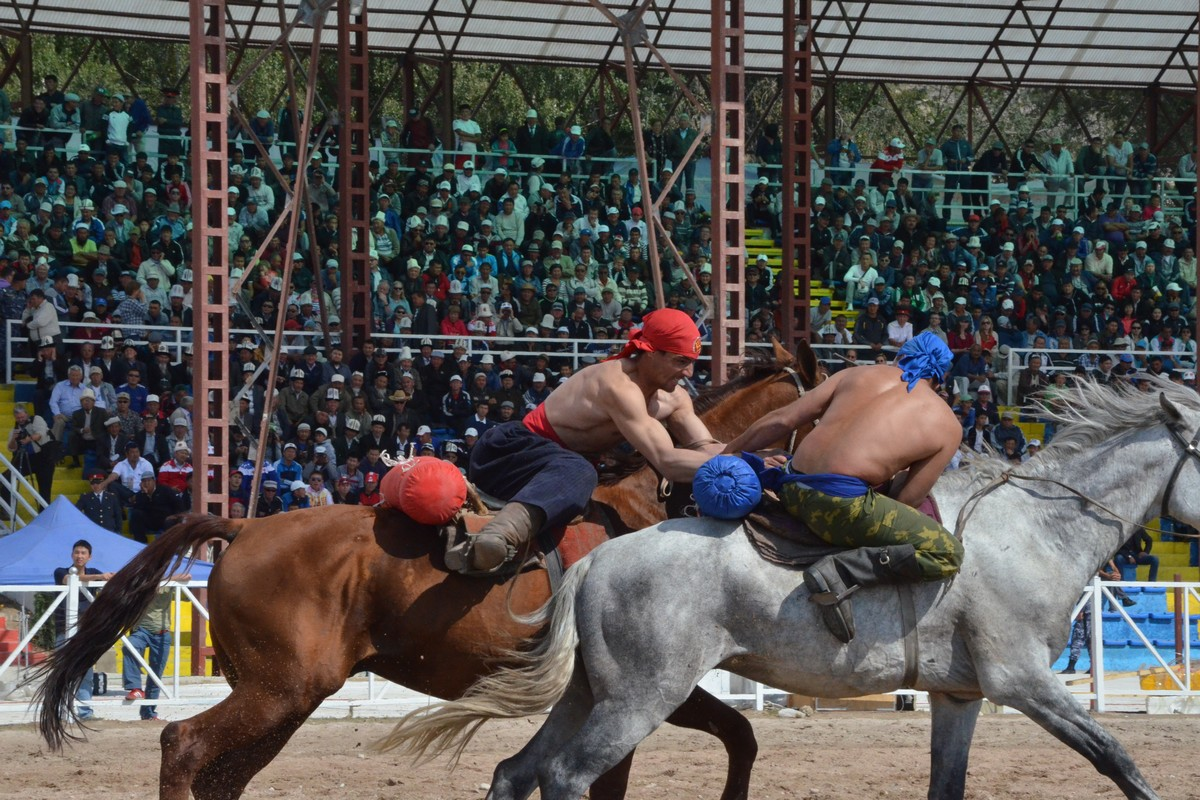 Sapar Isakov: The Second World Nomad Games Open a New Page in the History of Modern Kyrgyzstan