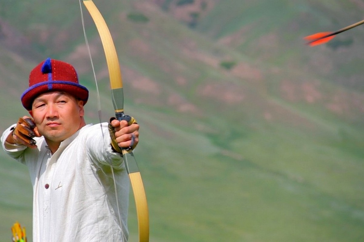 Traditional Archery (Kyrgyzstan)