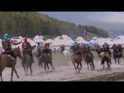 World Nomad Games 2016 - Kyrgyz Republic